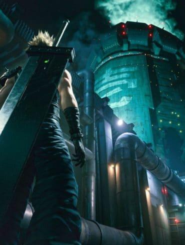 y'a quoi qui sort - avril 2020 - final fantasy 7 remake
