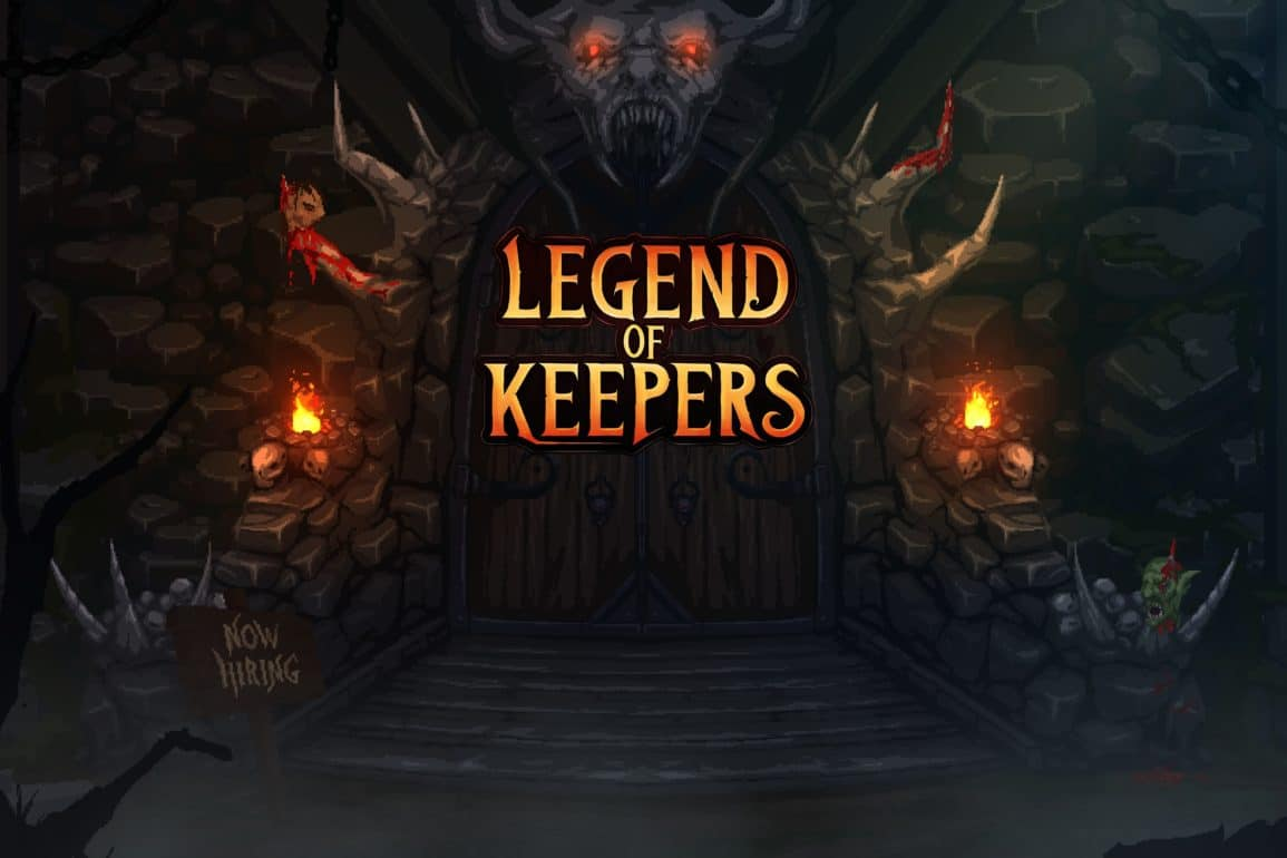 legend of keepers prologue preview affiche