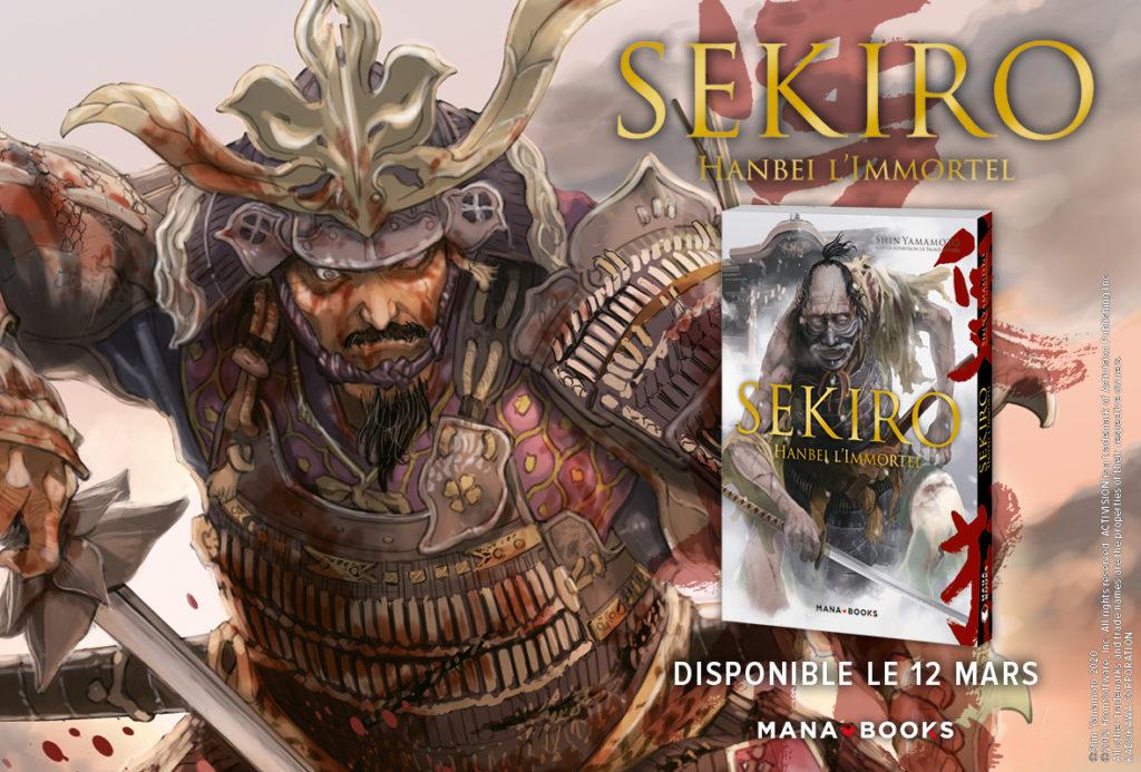sekiro hanbei l'immortel screen mana books