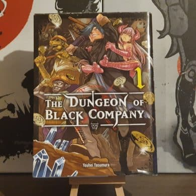 the dungeon of black company tome 1 couverture
