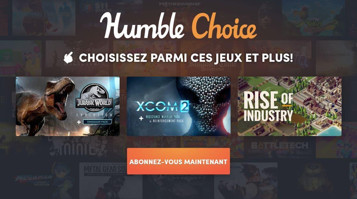 Humble Choice Mai 2020