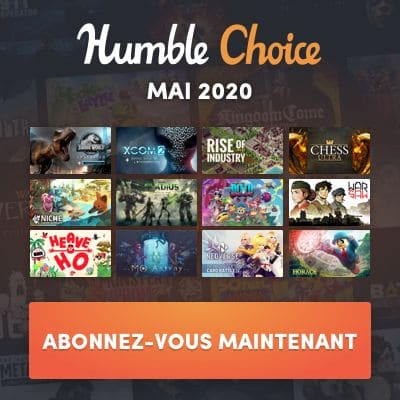 Humble Choice Mai 2020