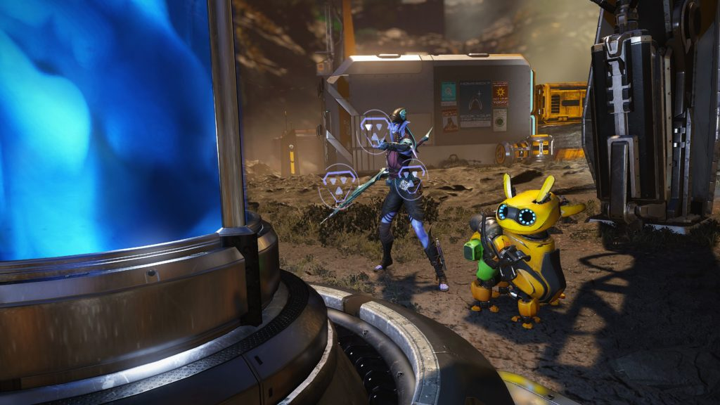 screenshot crucible