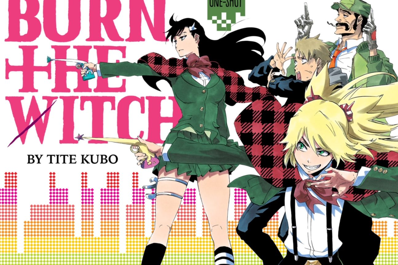 affiche burn the witch