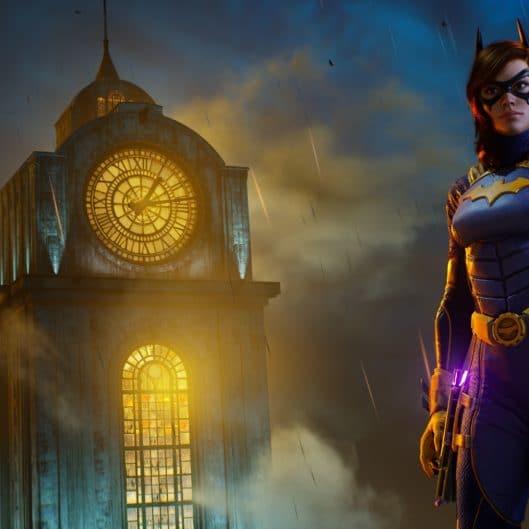 gotham knights - photo batgirl