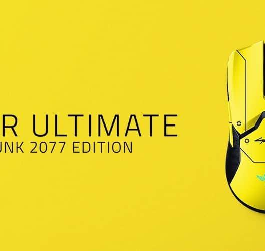cyberpunk 2077 razer viper ultimate