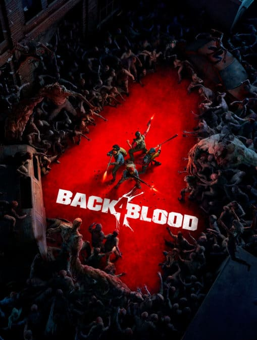 back 4 blood cover