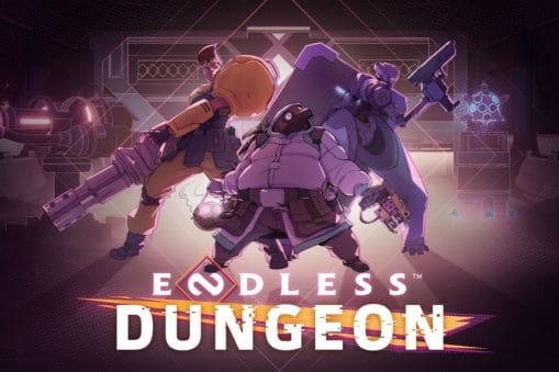 endless dungeons cover