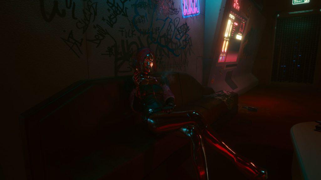 cyberpunk 2077 - capture