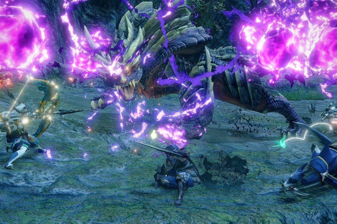 Digital event Monster Hunter
