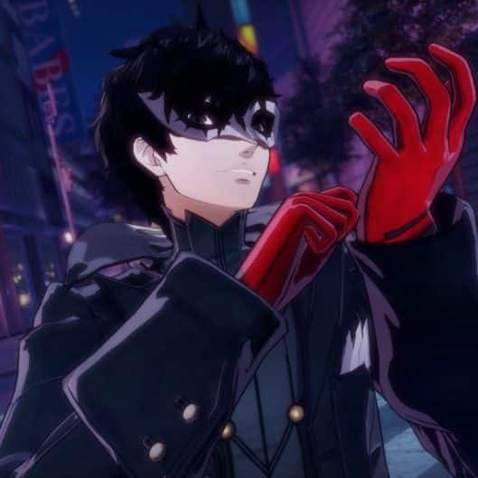 persona 5 strikers test