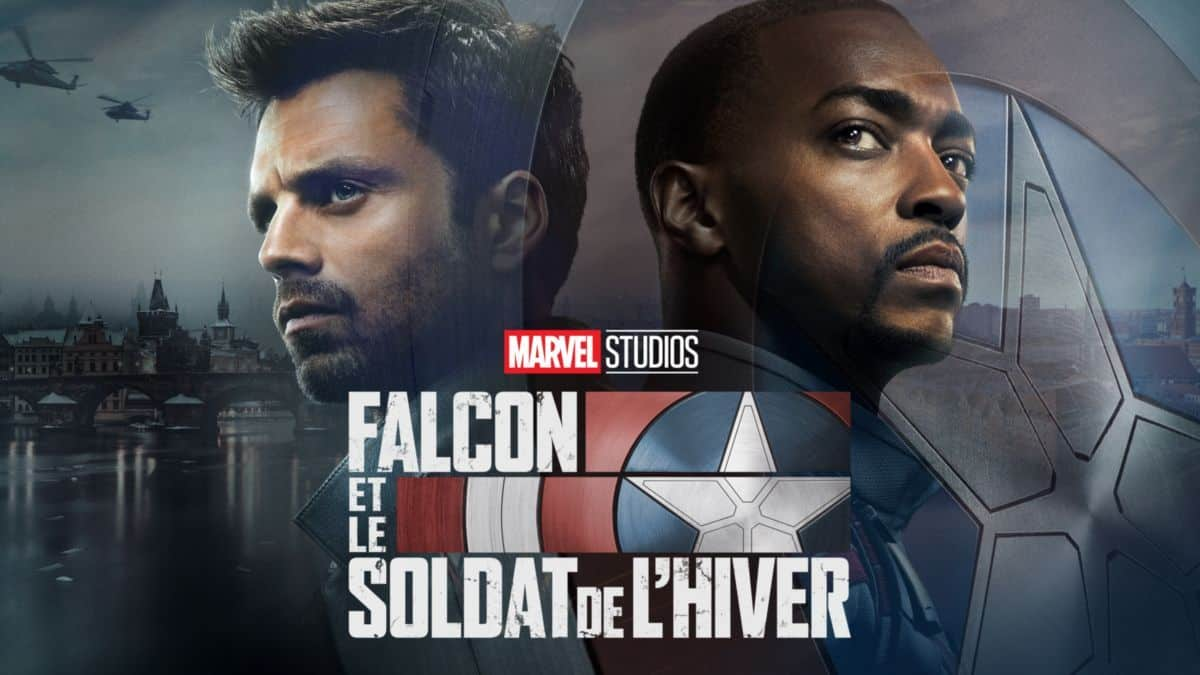 The Falcon and The Winter Soldier - cover