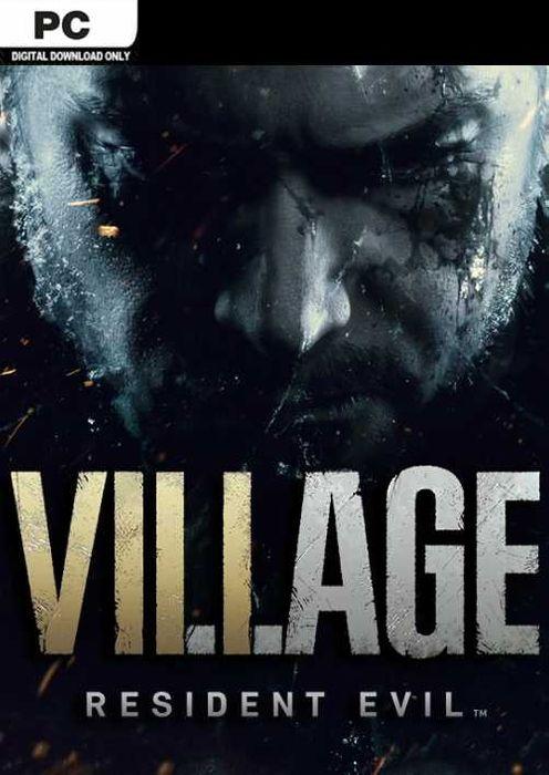 jaquette pc resident evil village