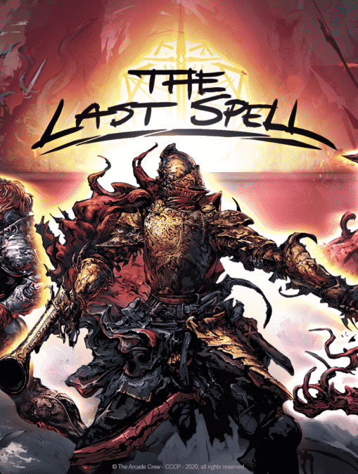 the last spell affiche