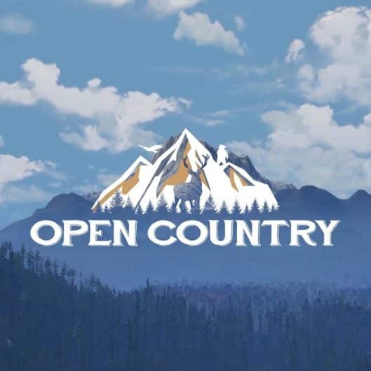 open country cover