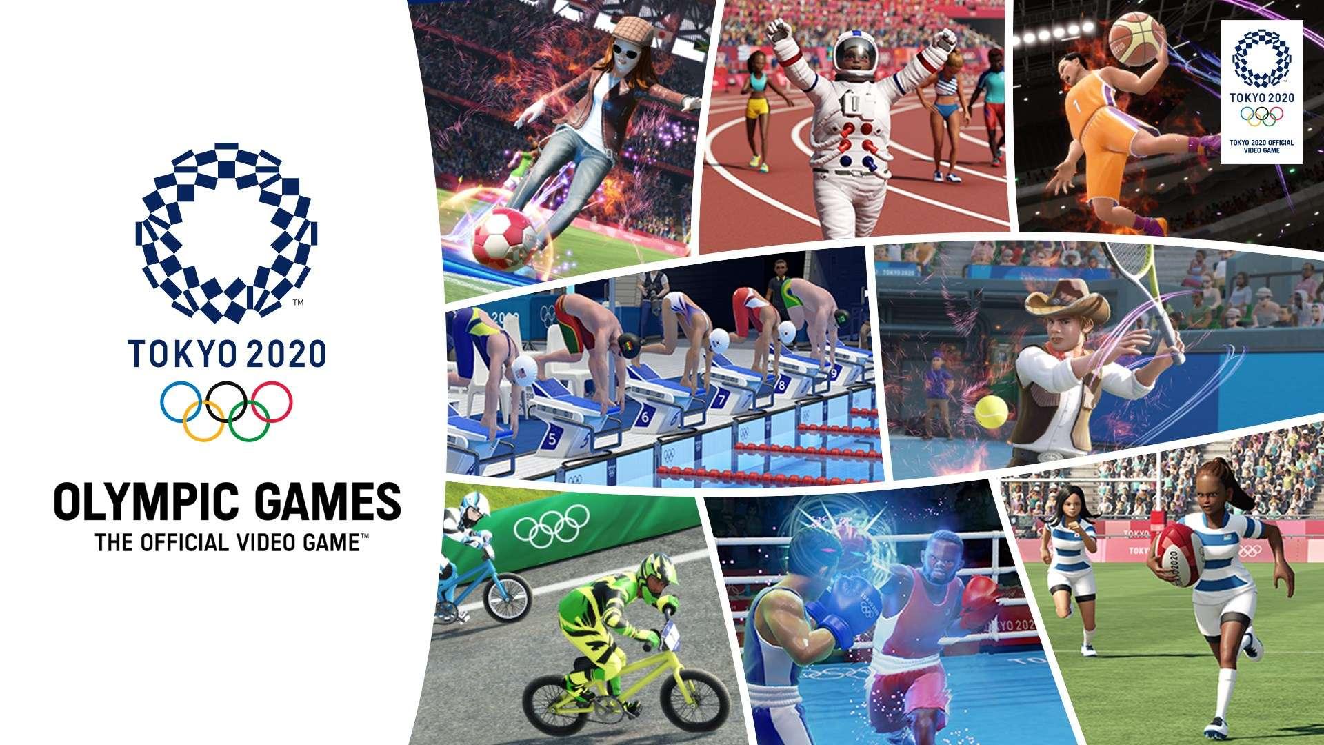 eux Olympiques de Tokyo 2021