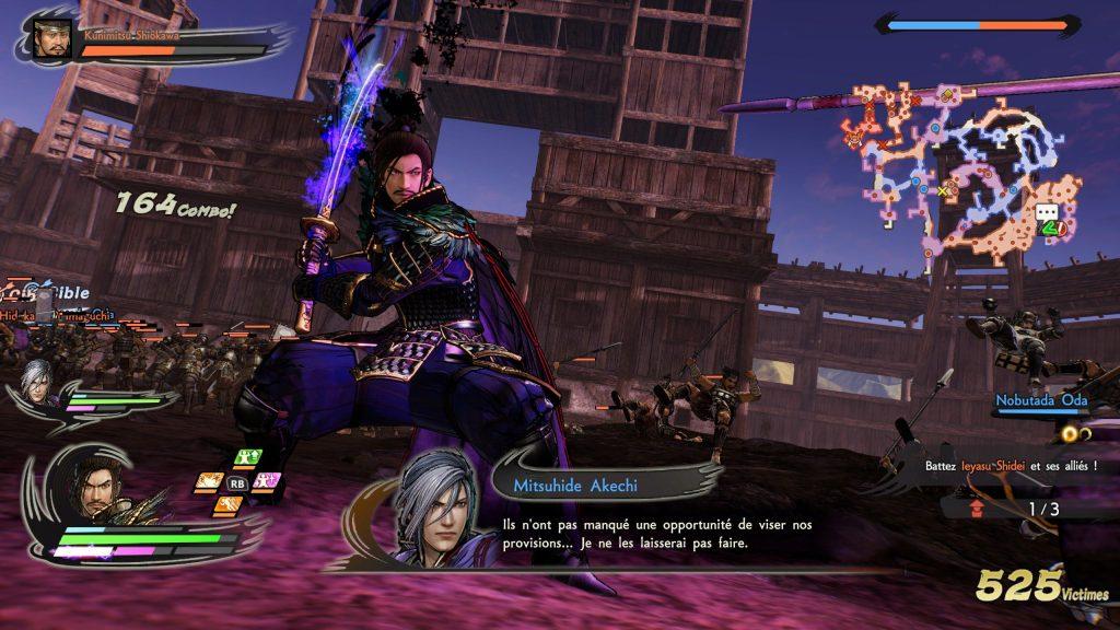 samurai warriors 5 screenshots pc