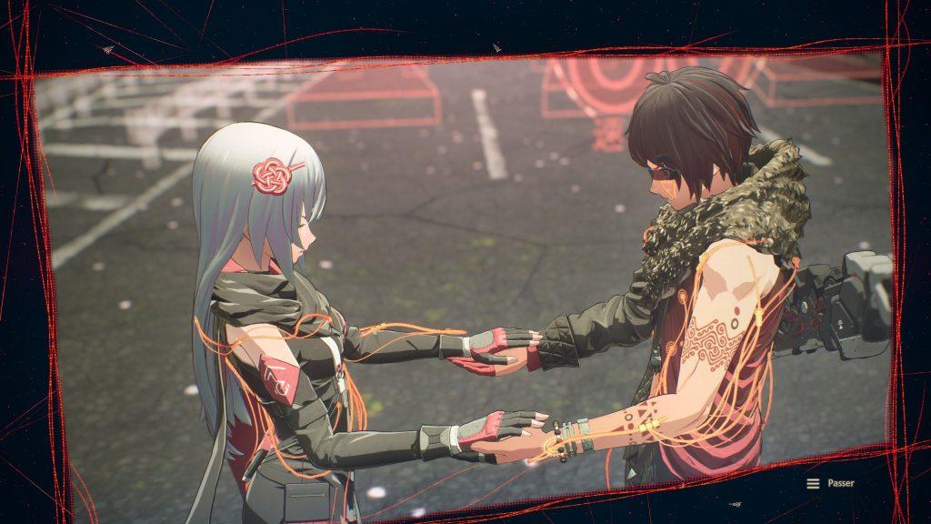 scarlet nexus screenshots