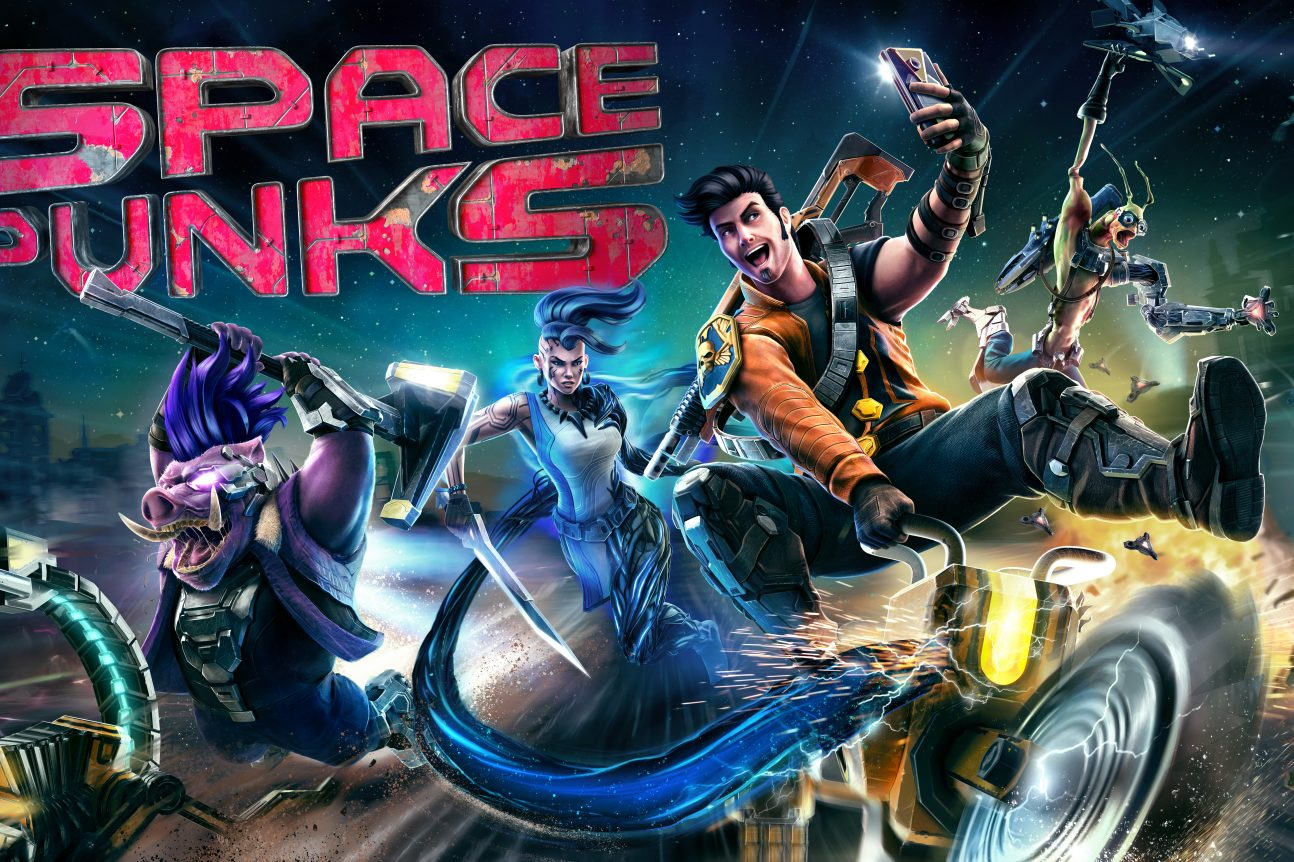 space punks cover