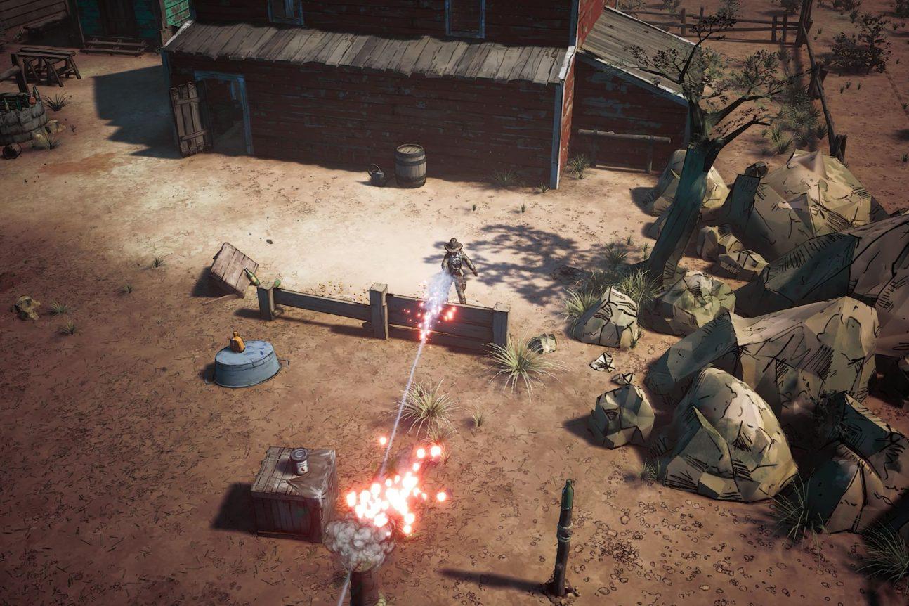 weird west screenshots