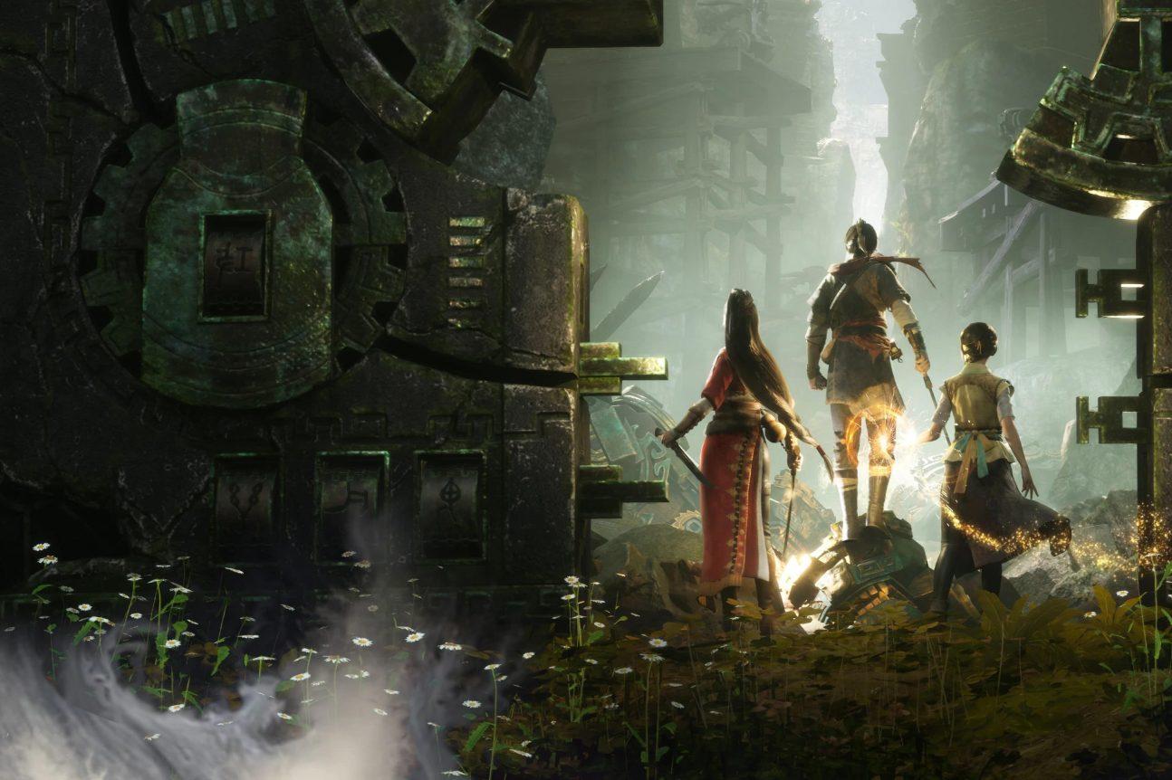 Une version physique annoncée pour l'action-RPG Xuan Yuan Sword 7 en France avec un date de sortie très proche.