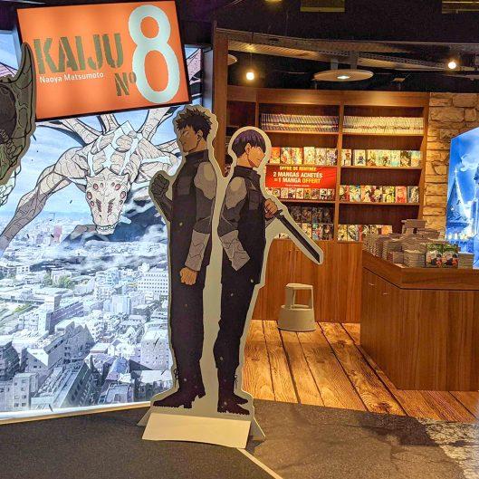 kaiju n°8 planche